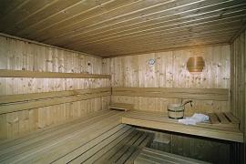 Sauna | Hotel Acta Arthotel Andorra